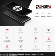 "Ulefone Power 2 4G Smartphone 5.5 "" Android 7.0 Octa Core 4G + 64 Go 6050mAh"