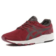 Gel Kayano Trainer Evo Homme Chaussures Bordeaux Asics