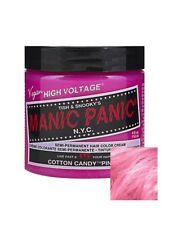 Manic Panic High Voltage Classic Cream Formula Colour 118ml - Cotton Candy Pink