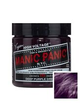 Manic Panic High Voltage Classic Cream Formula Colour 118ml - Deep Purple Dream