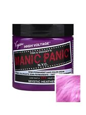 Manic Panic High Voltage Classic Cream Formula Colour 118ml - Mystic Heather