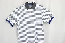NIKE UOMO TOUR PERFORMANCE Transition UV Stripe Golf Polo MEDUM RISPARMIA 50%