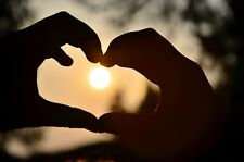 50+ Stunning Digital Photo Wallpaper - Love Hands in the Sunshine - Take a Look!