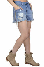 86440shorts donna sexy woman sexy woman donna shorts made in italy:chiusura…