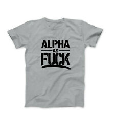 Alpha Mens Workout Gym Shirt Bodybuilding Muscle Tee Fitness Motivation Clothing