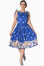 Banned Apparel - Blue Tutti Fruity Dress
