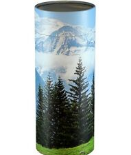 Adult Scatter / Scattering Tube, Cremation Ashes Urn - MOUNTAIN VIEW DESIGN