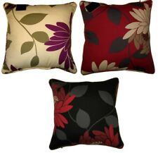 Seren Polycotton 18 x 18 printed Floral Cushion Cover in Colors