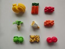 PLAYMOBIL Fruit Bananas Pears Apples Lettuce Choose