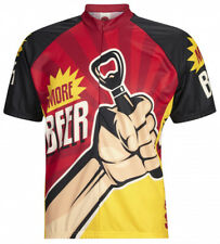 More Beer Cycling Jersey World Jerseys Mens short sleeve + socks bike bicycle
