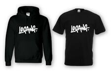 kids logan jake paul HOODY and T-SHIRT team 10 inspired LOGANG YOUTUBER HOODIE