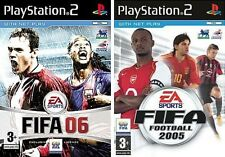 FIFA 2005 O FIFA 06 PARA PLAYSTATION 2 PS2 - Compra AMBOS & Guardar