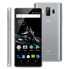 """MHORSE Pure 1 5.7"""" 4G Mobile Phone 3+32GB 4-Cams Android 7.0 Quad Core UNLOCKED"""