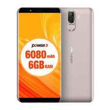 "6 "" Ulefone Alimentation 3 6080mah 4G Tablette Android 7.1 mtk6763 Octa Core 6G"