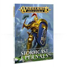 STORMCAST ETERNALS manuale in italiano Warhammer Age of Sigmar Order Battletome