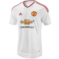 MUFC A JSY BLC - Maillot Football Manchester United Homme Adidas