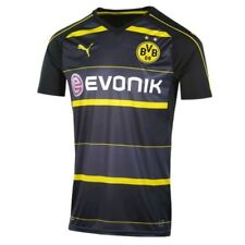 Bvb Away Replica Homme Maillot de Football Noir Puma