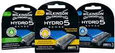 Wilkinson Sword Hydro 5 Men's Razor Blades - Genuine