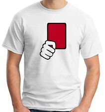 T-shirt OLDENG00215 referee red card kids