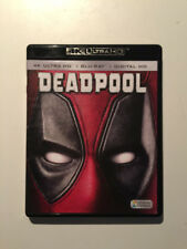 DEADPOOL - 4K Ultra HD + Blu-Ray + Digital Code Included // MUST SEE DEAL