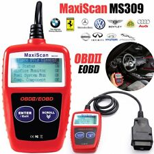 Fault Code Reader Scanner Car Engine Diagnostic Reset Tool OBD 2 CAN BUS EOBD RS