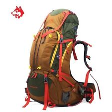 80L Big Capacity Sports Outdoor Travel Tourist Hiking Backpack Rucksack Trip Bag