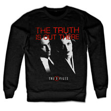 Officially Licensed The X-Files - The Truth Is Out There Sweatshirt S-XXL Sizes