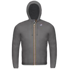 KWAY Uomo Giubbino K-WAY JACQUES NYLON JERSEY K007A10 GREY SMOKE 216 ESTATE 2018