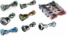 HOVERBOARD 6.5' 8' 10' 10,5' LUCI LED BLUETOOTH MONOPATTINO ELETTRICO OVERBOARD