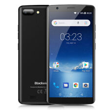 Blackview A20 5.5'' 3g Smartphone Android 8.0 Quad-Core 1gb + 8gb 18:9 3000mah