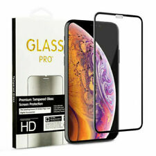 New 5D Full Edge to Edge Screen Protector Tempered Glass For Apple iPhone