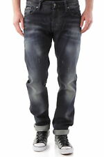 61897jeans uomo absolut joy absolut joy uomo jeans con chiusura con zip e b…