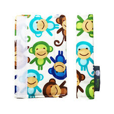 Boys Pushchair Stroller Strap Covers for Bugaboo, M&P, Mamas & Papas, Stokke