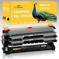 1-5 Toner &Trommel kompatibel mit Brother TN2220 DR2200 HL 5280DW HL 2270 TN112