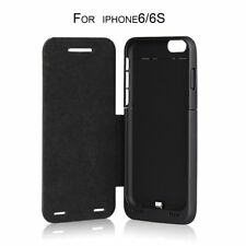 3500mAh Power Bank Battery Backup Pack Charger Case Cover for iPhone 6Q3