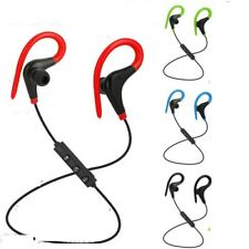 Adjustable Headband Sweatproof Wireless Bluetooth Earphones Headphones Sport Gym