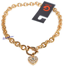 G by Guess gioiello collana necklace collier oro cuore catena BEAUTY