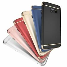 Luxury Ultra Slim Shockproof Bumper Case Cover for Samsung Galaxy S7 S8 S6