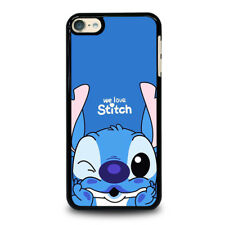 STITCH AND LILO LOVE For Apple iPod Touch 4 5 6 Phone Case Gen Cover