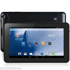 9'' A33 PC Tablette Android 4.4 Quad Core 1.3GHz 512MB+8GB OTG Wi-Fi BT Wvga