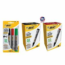BIC Marking 2300 Permanent Marker Chisel Tip Acrylic Resistant smooth Dry Ink