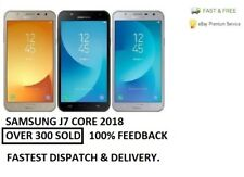 Brand New Samsung Galaxy J7 Core 32GB 2018 Unlocked Dual SIM LTE 4G Black Gold