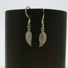 Handmade charm earrings,Sterling Silver or Gold Filled, simple for everyday uses