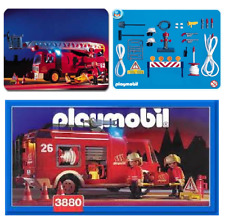 Playmobil 3881 3880 3882 3879 7191 Fireman Station Truck Spares *Free UK P+P*