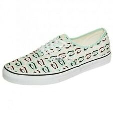 Scarpe donna sneakers VANS AUTHENTIC in tessuto multicolor VN0A38EMMPV