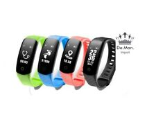 fitness tracker smart watch cardiofrequenza contapassi contacalorie  bluetooth