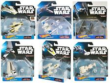 Hot Wheels Coleccionable Star Wars Diecast Naves Espaciales Serie con Pantalla