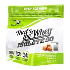 Sport Definition Thats The Whey Isolate - 300g Beutel Molkenproteinisolat Aufbau