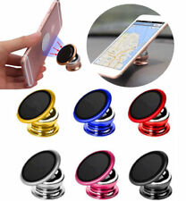 1x Universal 360° Car Mount Sticky Magnetic Stand Holder For Smart Phone GPS RU
