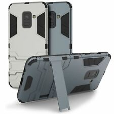 Heavy Duty Armour Case For The Samsung Galaxy A8 - A8 Plus Shockproof Full Cover